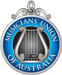 Musicians' Union of Australia logo